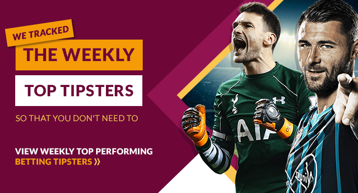Weekly Top Ranking Tipsters 1