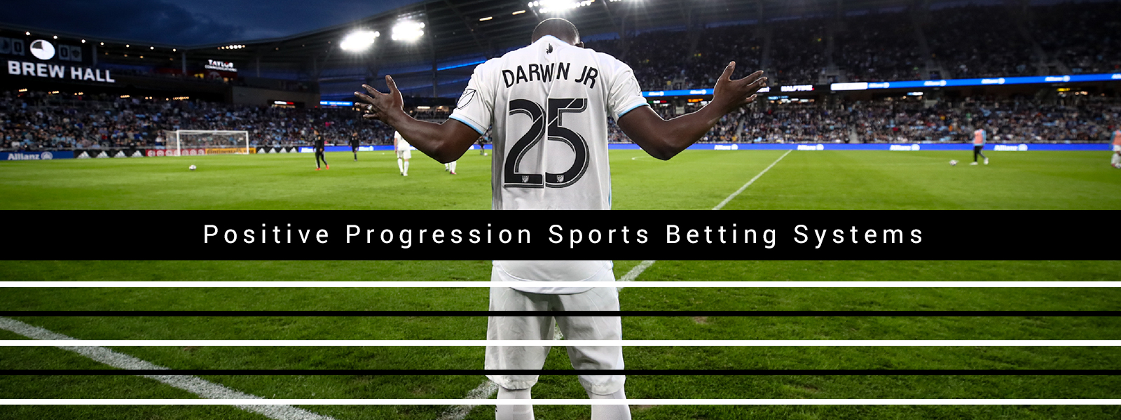 Positive Progression Sports Betting Systems