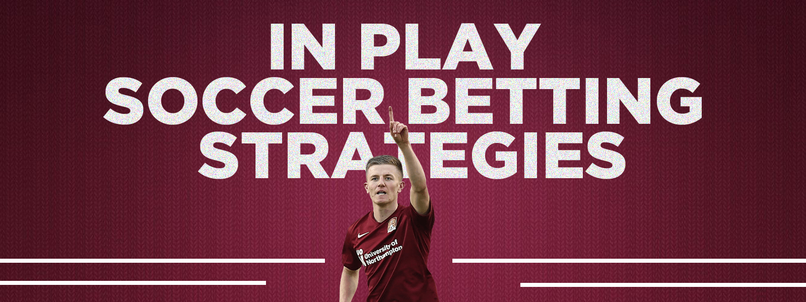 In-Play Soccer Betting Strategies