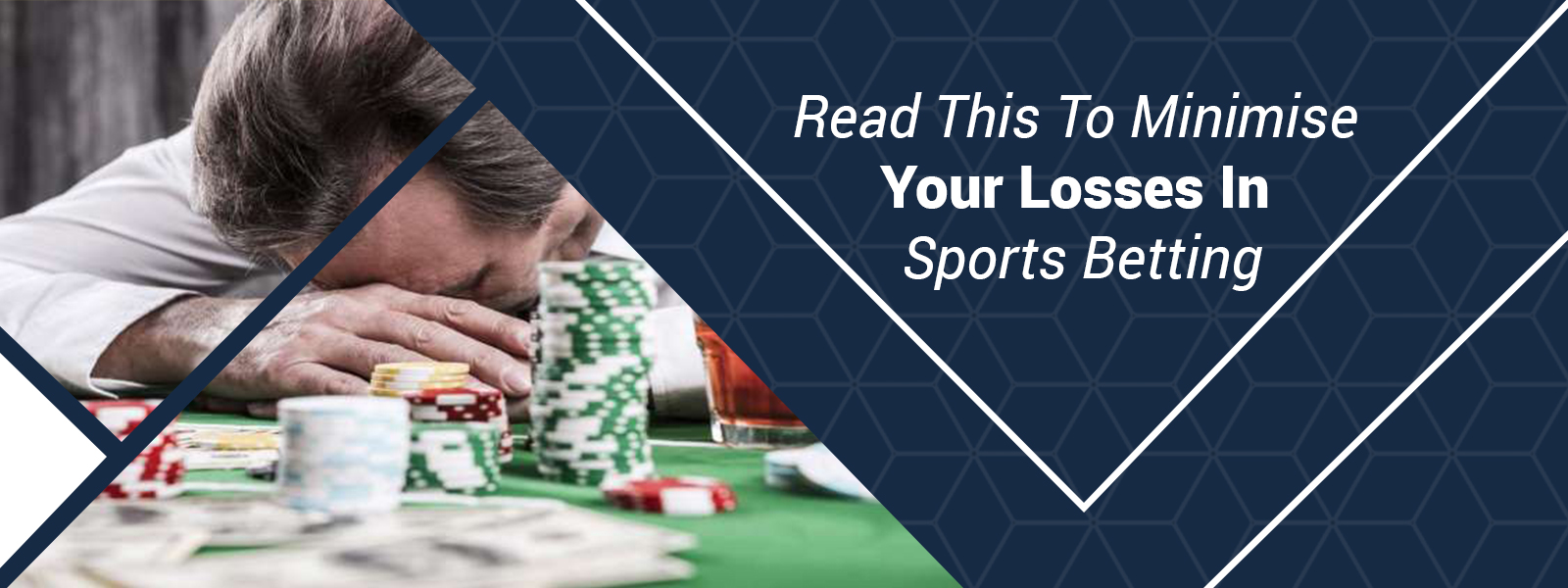 Read This To Minimise Your Losses In Sports Betting