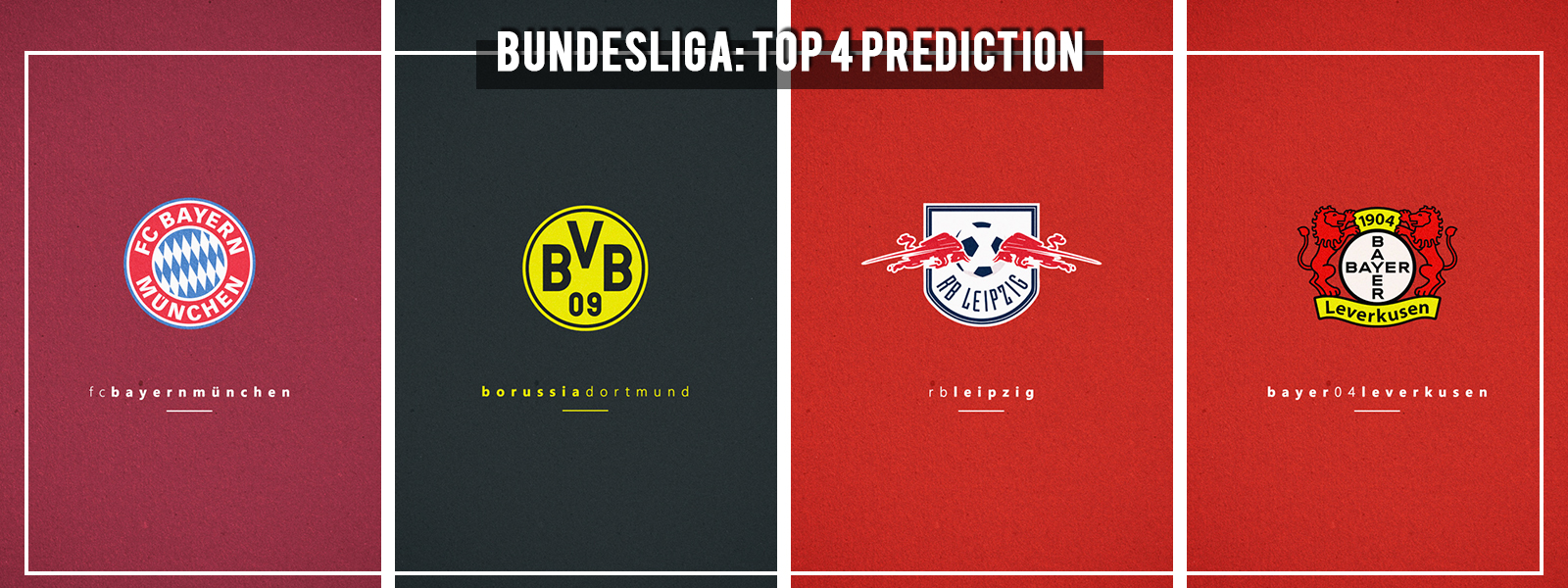 Germany Bundesliga Top 4 Team Prediction
