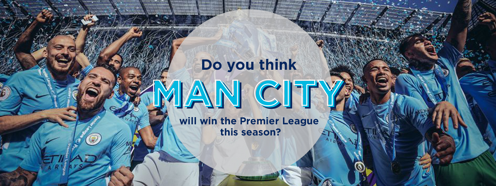 Can Man City win the Premier League 2019/2020 season?