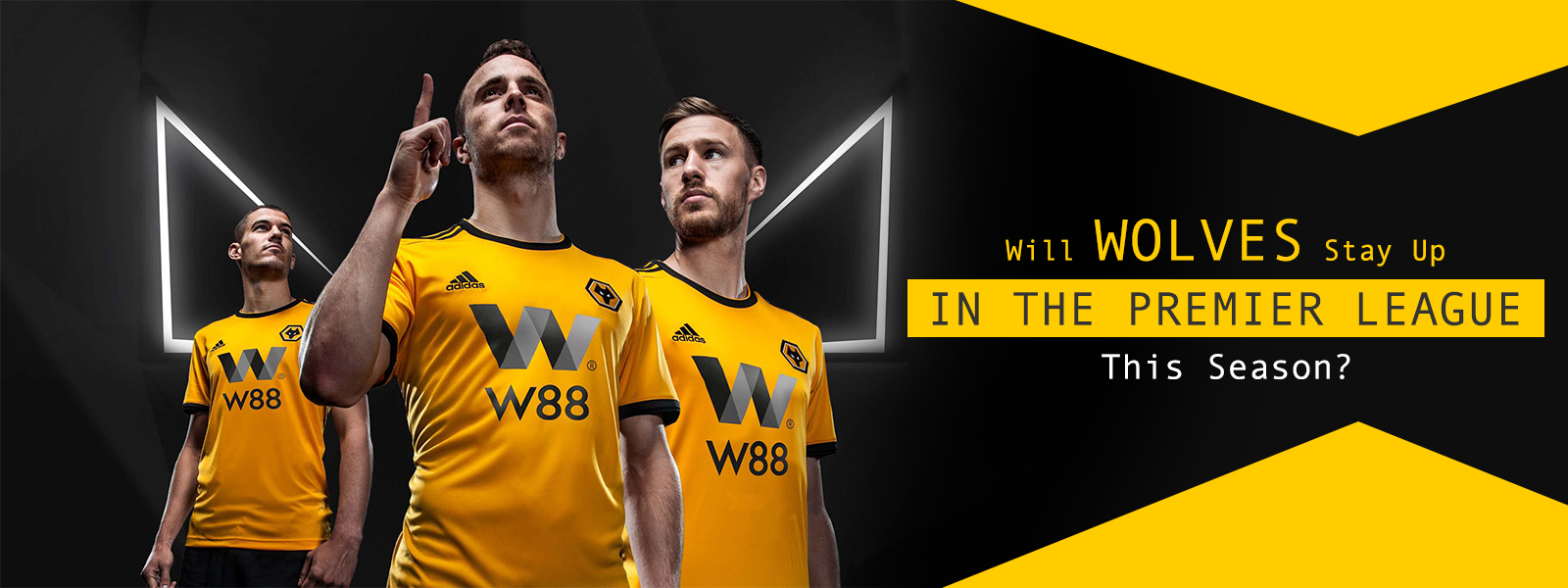 Will Wolves Stay Up In The Premier League This Season?