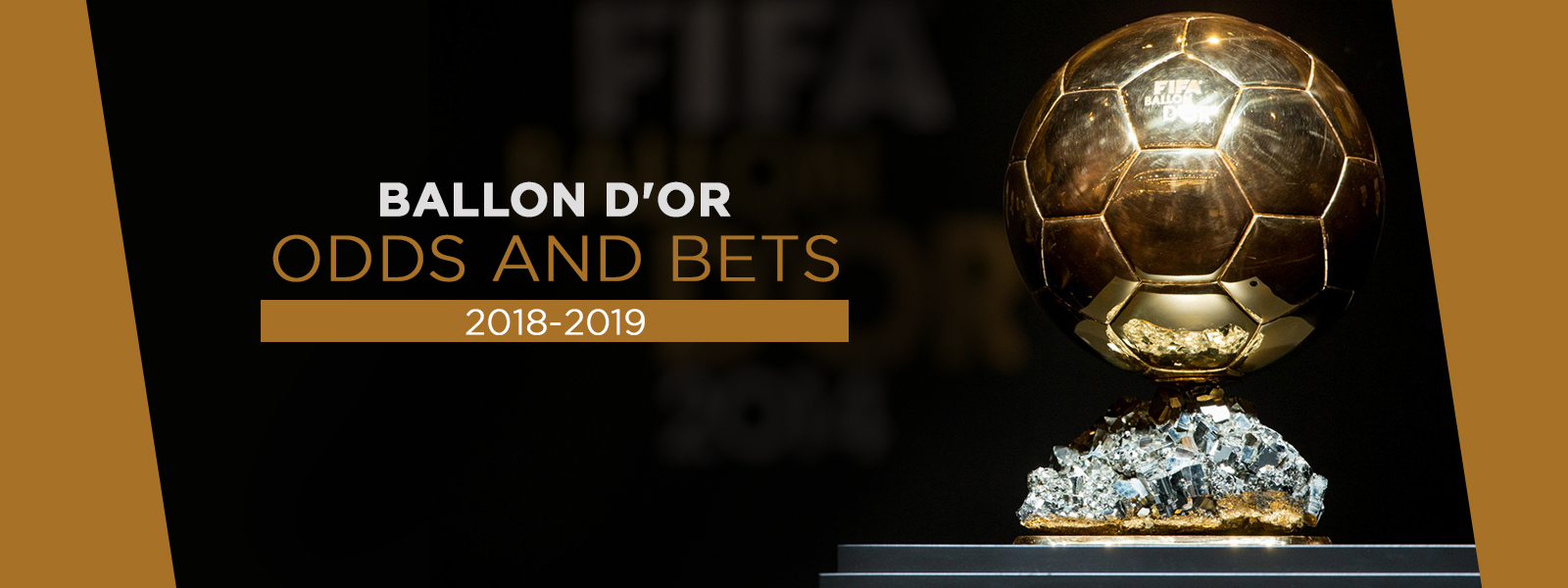"Ballon d""Or Prediction With Odds (2018-2019)"