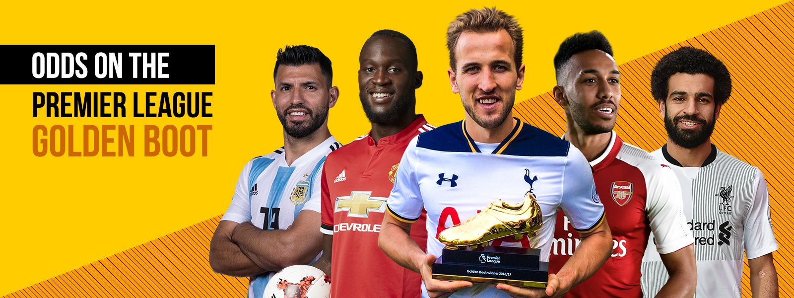 Betting Odds On The Premier League Golden Boot