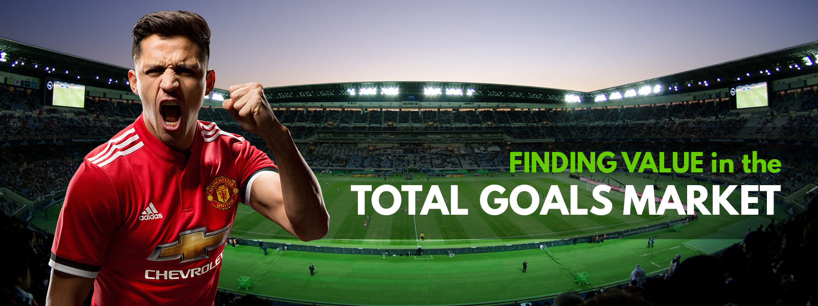 Finding Value in The Total Goals Market
