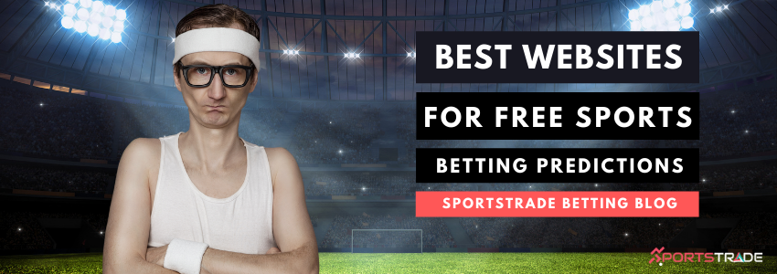 Websites For Free Sports Betting Predictions