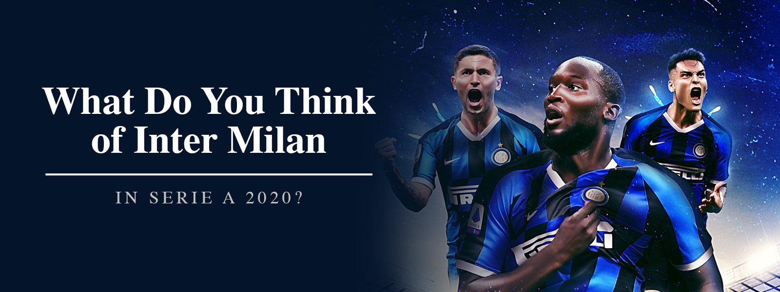Inter Milan Perfomance In Serie A 2020