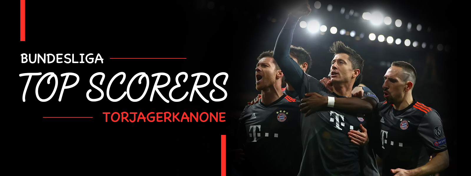 Bundesliga Top Scorer Predictions With Betting Odds